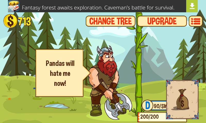 Oswald The Angry Dwarf GamePlay ScreenShot