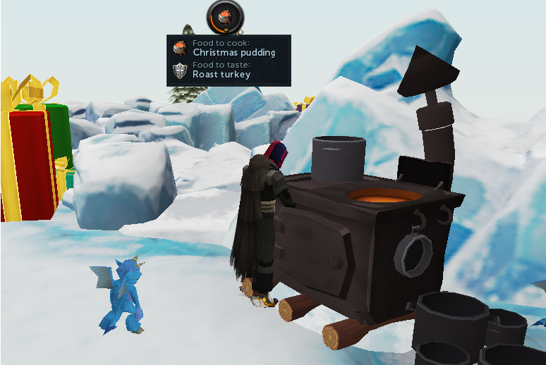free 99 cooking christmas event 2015 runescape