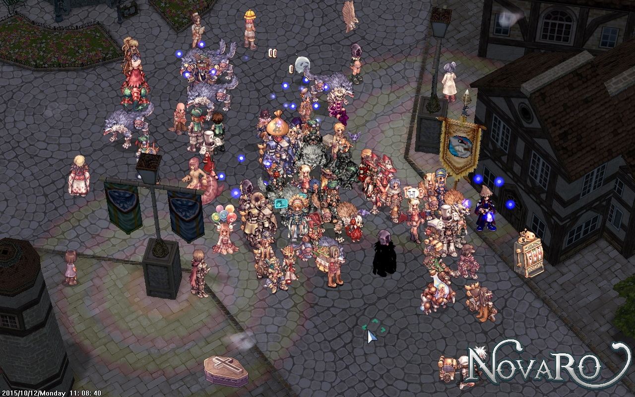 Ragnarok Online Private Server Nova Ro