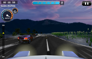 Dusk Drive Screenshot