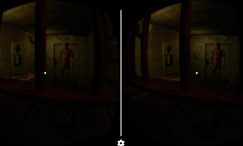 Haunted Motel vr horror game virtual reality cardboard android