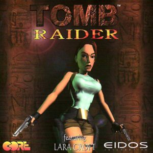 Tomb Raider 1 Lara Croft Core Design