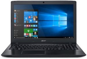 Acer Aspire E 15, 15.6 Full HD, 7th Gen Intel Core i5, NVIDIA 940MX, 8GB DDR4, 256GB SSD, Windows 10, E5- 575G-57D4