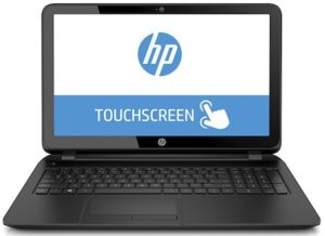 HP 15-F222WM 15.6″ Touch Screen Laptop