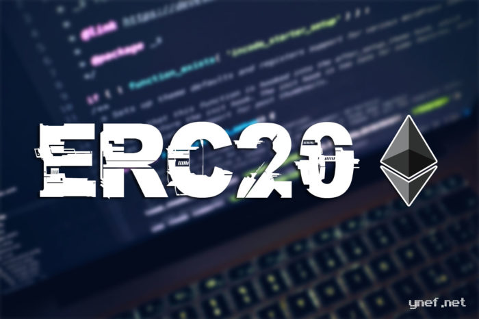 ERC20 token and Ethereum icon